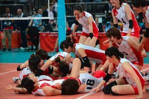 日本代表、歴史に残る勝利!