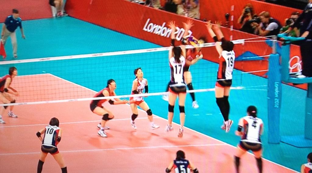 日本代表、銅メダル決まった!